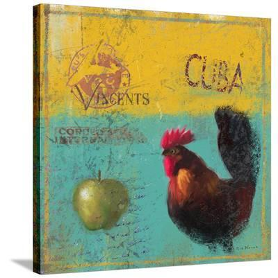 Cuba 01-Kurt Novak-Stretched Canvas Print