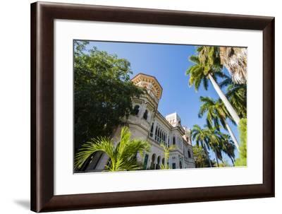 Cuba. Cienfuegos-Inger Hogstrom-Framed Photographic Print