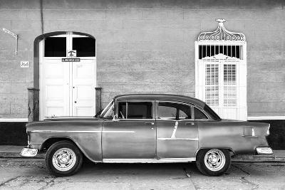 Cuba Fuerte Collection B&W - 266 Street Trinidad II-Philippe Hugonnard-Photographic Print