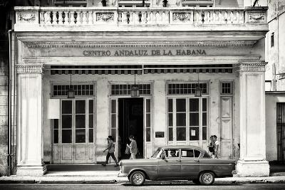 Cuba Fuerte Collection B&W - Centro Andaluz de la Habana-Philippe Hugonnard-Photographic Print