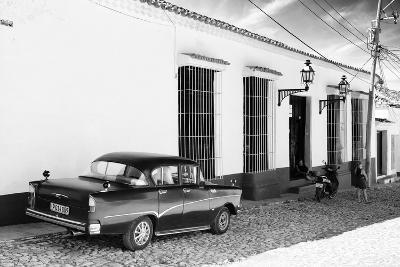 Cuba Fuerte Collection B&W - Sancti Spiritus-Philippe Hugonnard-Photographic Print