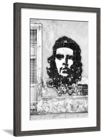 Cuba Fuerte Collection B&W - The Revolution IV-Philippe Hugonnard-Framed Photographic Print