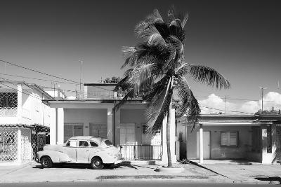 Cuba Fuerte Collection B&W - Vacation Home II-Philippe Hugonnard-Photographic Print