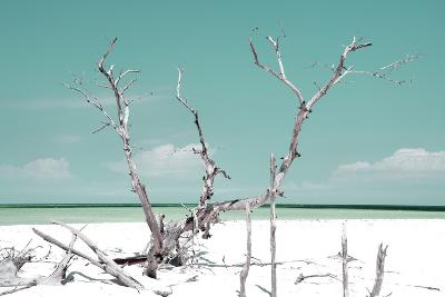 Cuba Fuerte Collection - Beautiful Wild Beach III-Philippe Hugonnard-Photographic Print