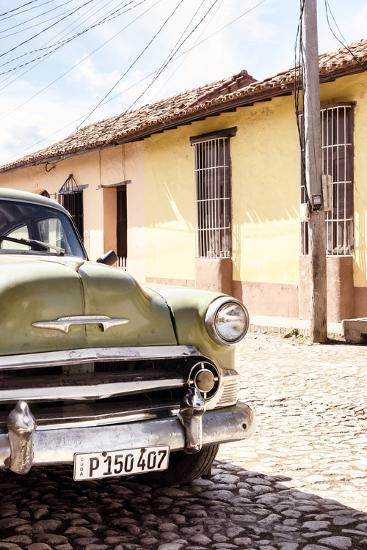Cuba Fuerte Collection - Cuban Chevy IV-Philippe Hugonnard-Photographic Print