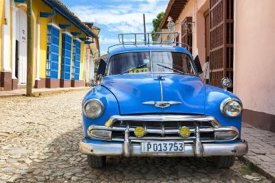 Cuba Fuerte Collection - Cuban Classic Car-Philippe Hugonnard-Photographic Print
