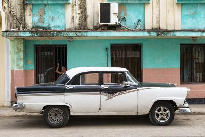 Cuba Fuerte Collection - Havana Car-Philippe Hugonnard-Photographic Print