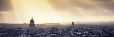 Cuba Fuerte Collection Panoramic - Havana Sunrise-Philippe Hugonnard-Photographic Print