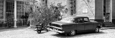 Cuba Fuerte Collection Panoramic - Trinidad Street Scene-Philippe Hugonnard-Photographic Print