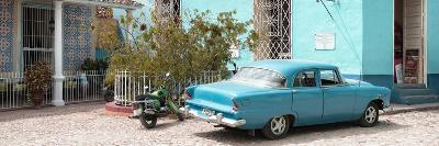 Cuba Fuerte Collection Panoramic - Turquoise Trinidad-Philippe Hugonnard-Photographic Print