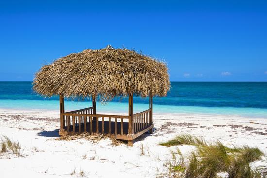 Cuba Fuerte Collection - Paradise Beach-Philippe Hugonnard-Photographic Print