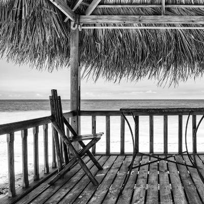 Cuba Fuerte Collection SQ BW - Serenity II-Philippe Hugonnard-Photographic Print