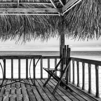 Cuba Fuerte Collection SQ BW - Serenity III-Philippe Hugonnard-Photographic Print