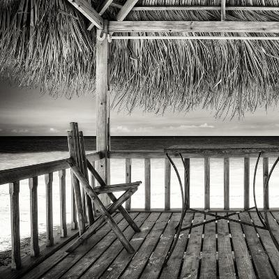 Cuba Fuerte Collection SQ BW - Serenity-Philippe Hugonnard-Photographic Print