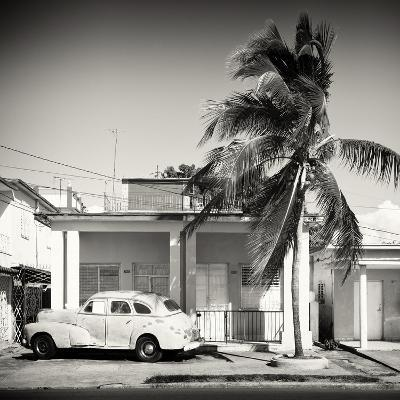 Cuba Fuerte Collection SQ BW - Sunday Afternoon-Philippe Hugonnard-Photographic Print