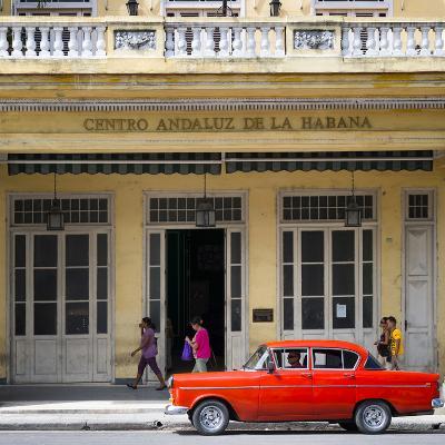 Cuba Fuerte Collection SQ - Centro Andaluz de la Habana-Philippe Hugonnard-Photographic Print