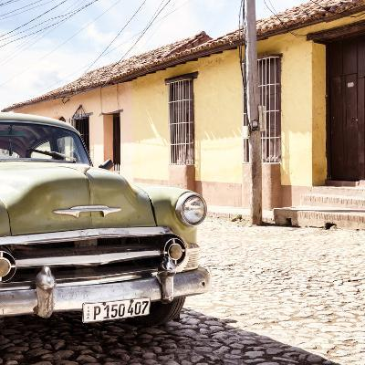 Cuba Fuerte Collection SQ - Old Cuban Chevy IV-Philippe Hugonnard-Photographic Print