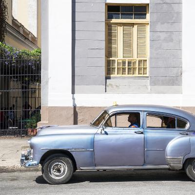Cuba Fuerte Collection SQ - Old Taxi-Philippe Hugonnard-Photographic Print