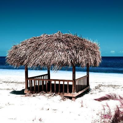 Cuba Fuerte Collection SQ - Paradise Beach II-Philippe Hugonnard-Photographic Print