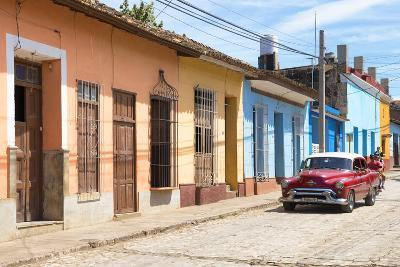 Cuba Fuerte Collection - Street Scene in Trinidad III-Philippe Hugonnard-Photographic Print