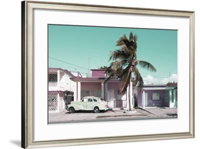 Cuba Fuerte Collection - Sunday Afternoon IV-Philippe Hugonnard-Framed Photographic Print