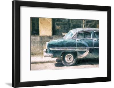 Cuba Painting - Greensea-Philippe Hugonnard-Framed Art Print