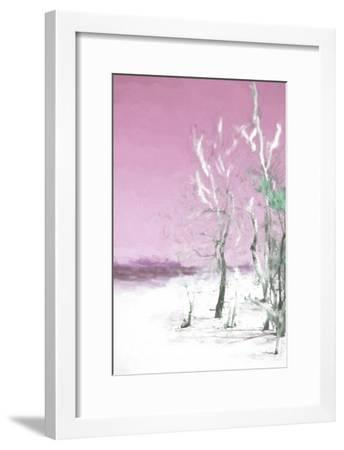 Cuba Painting - Pink Summer Memories-Philippe Hugonnard-Framed Art Print