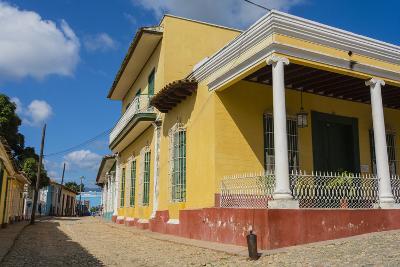 Cuba, Sancti Spiritus Province, Trinidad-Inger Hogstrom-Photographic Print