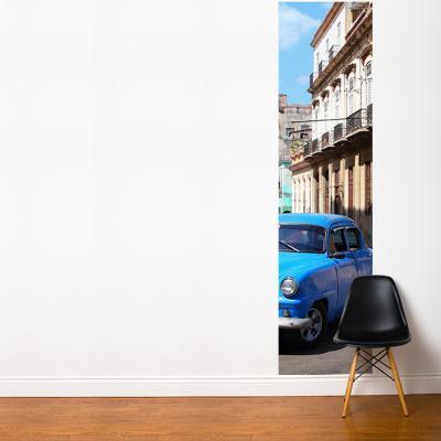 Cuban Blue--Wall Mural