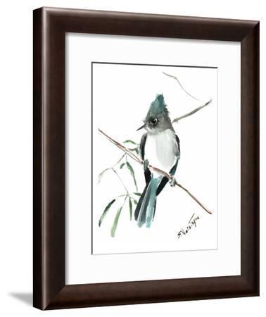 Cuban Pewee-Suren Nersisyan-Framed Art Print