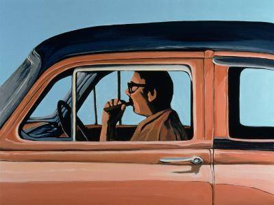 Cuban Portrait #1, 1996-Marjorie Weiss-Giclee Print