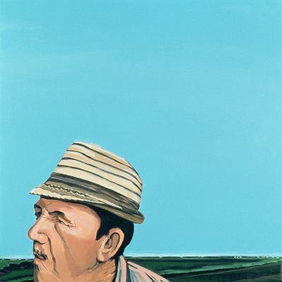Cuban Portrait #8, 1996-Marjorie Weiss-Giclee Print