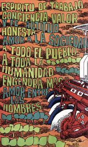 Cuban Poster, 1960S