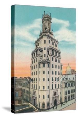 Cuban Telephone Company, Havana, Cuba, C1910