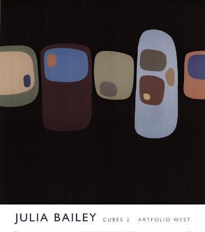 Cubes 2-Julia Bailey-Art Print