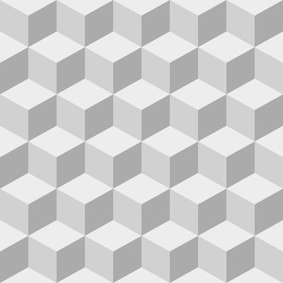 Cubes Background- sergey89rus-Art Print