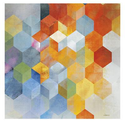 Cubitz I-Noah Li-Leger-Art Print