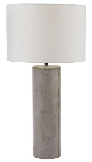 Cubix Round Table Lamp--Home Accessories