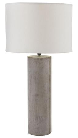 Cubix Round Table Lamp