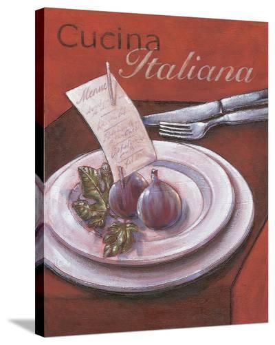 Cucina italiana-Bjoern Baar-Stretched Canvas Print