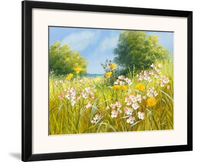 Cuckoo Flowers-Mary Dipnall-Framed Giclee Print