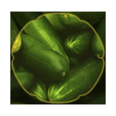 Cucumbers-Harold Silverman-Giclee Print
