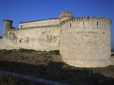 Cuellar Castle, Castile and Leon, Spain, 13th-16th Century--Giclee Print