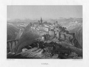 Cuenca, Spain, 19th Century