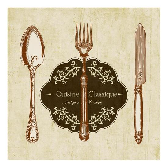 Cuisine Classique-Sandro Ferrari-Art Print