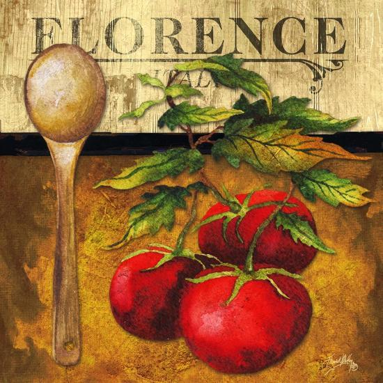 Cuisine III-Elizabeth Medley-Art Print