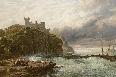 Culzean Castle, Ayrshire, 1877-John Mogford-Giclee Print