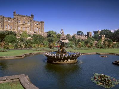Culzean Castle Dating from the 18th Century, Designed by Robert Adam, Ayrshire, Scotland-Patrick Dieudonne-Photographic Print
