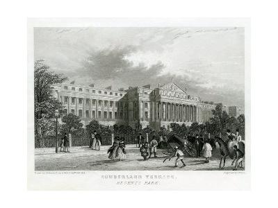 Cumberland Terrace, Regent's Park, London--Giclee Print