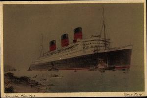 Cunard White Star Line, Steamer Queen Mary